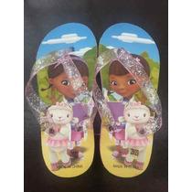 Cholas/ Sandalias Para Niñas De La Doctora Juguetes Disney
