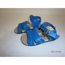 Sandalias Para Niña Talla 19 María Pizzola