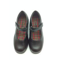 Zapato Colegial Niña Smartfit Talla 29,5 Importado