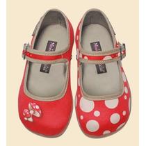 Zapatos Chocolaticas Para Niñas Y Damas