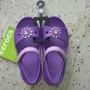 Sandalias Crocs Para Niña Talla 11