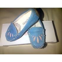Zapatos Para Niñas Tipo Mocasin