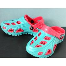 Sandalias Cholas Crocs Para Niños Y Niñas Croos