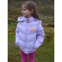 Chaquetas Para Niñas Infantile Barbie Princesa Sweter Invier