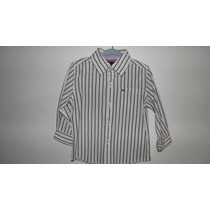 Camisa Tommy Hilfinger Niño Talla 2