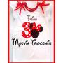 Franelas De Niñ@s Minnie, Sofía, Frozen, Princesas, Mickey