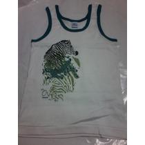 Camisetas Ovejita Estampadas Talla 12 Niños Y Blancas