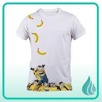 Camisas De Minions Mi Villano Favorito Personalizada Franela