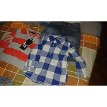 Pantalón De Niño (baby) Zara, Tommy Original