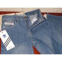 Pantalon Diesel-adidas Para Niños