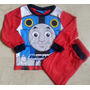 Thomas El Tren Pijama Importada Niño Original
