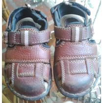 Zapatos Hush Puppies De Cuero Marron