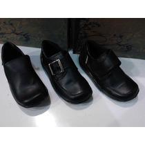 Zapatos Escolares, Casual O Vestir Naveira.