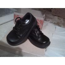 Zapatos Escolares Excelente Calidad 26 Y 27