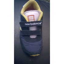 Zapato New Balance Niño Talla 25