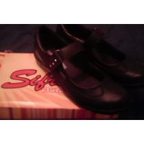 Zapatos Escolares Negros -talla40- Sifrina - Zapatos Nuevos