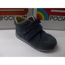 Zapatos De Niños Pocholin 100% Piel !!!