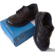 Zapatos Escolares Rush De Ingleses Talla 37 Medida Suela 26