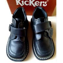 Zapato Colegial Kickers Calzado Escolar