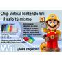 Chip Virtual Para Wii Mas Regalos!