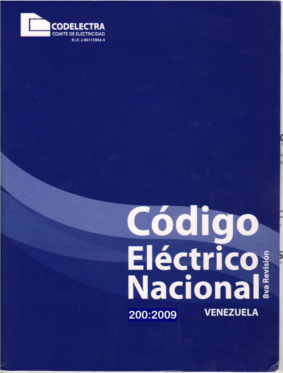 codigo nacional electrico: