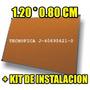Cartelera De Corcho Grande 1.20*0.80 (incluye Iva)