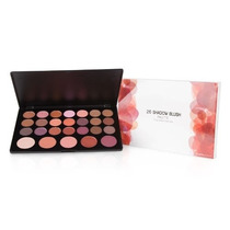 Paleta De 26 Sombras Y Rubores Coastal Scents Shadow Blush
