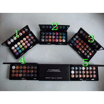 Paletas De Sombras Mac 21 Colores, Espectaculares