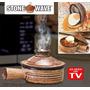 Stone Wave Deliciosa Comida Gourmet En Su Micro Ondas