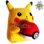 Peluche Pikachu De Pokemon 16cm