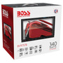 Reproductor Dvd Boss Bv9757b Doble Din 7 Pulgada Bluetooth
