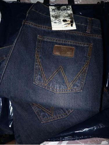 Pantalon Wrangler Original.