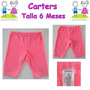 Leggins Carters - Talla 6 Meses