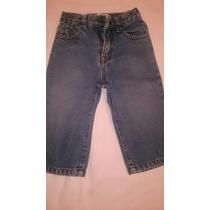 Pantalones Jeans Niño Marca Epk Y Place 18 Meses