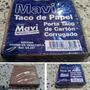 Taco De Papel Mavi Para Oficina Escuela Colegio Casa Etc...