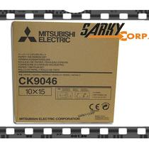 Kit De Papel Termico Mitsubishi Ck9046