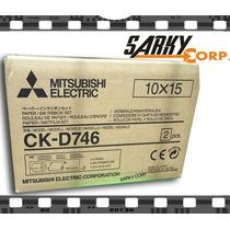 Papel Termico Mitsubishi Ck746