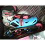 Patines Monster High Ajustables Talla 36-39