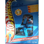 Patines Lineales Hotwheels Ajustables Talla 28-31