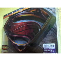 Superman Man Of Steel Limited Collectors Edition Bluray New