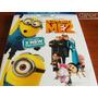 Mi Villano Favorito 2 Bluray + Dvd + Uv + 3 New Mini Movies