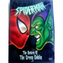 Spiderman, The Return Of The Green Goblin(cartoon)dvd.