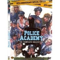 Locademia De Policia, Colección De 7 Dvd