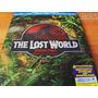 The Lost World: Jurassic Park ( Bluray + Dvd + Dc ) Original