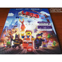 Lego, The Movie ( Bluray + Dvd + Uv ) Original Sellado New