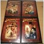 Indiana Jones - The Complete Dvd Trilogia. Dvd.original