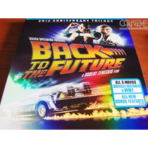 Volver Al Futuro Trilogy Box Set Bluray (25th Anniversary)