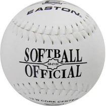 Pelotas Easton De Softball Sbe-120 Nuevas Y Originales
