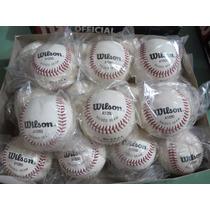 Pelotas De Beisbol Menor Originales Wilson A1050