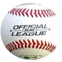 Pelota De Beisbol Rawlings Oficial League Olb2 Nuevas
